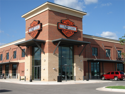 Harley Davidson World