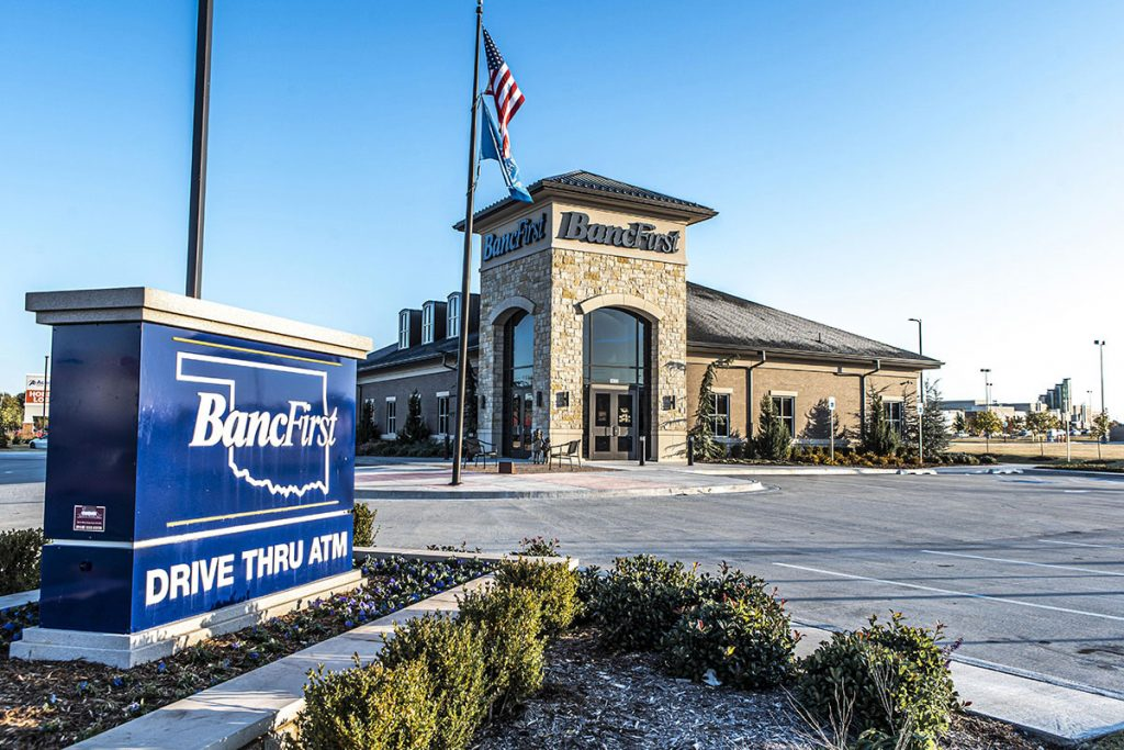BancFirst | Midwest City Branch | Osborne Electric