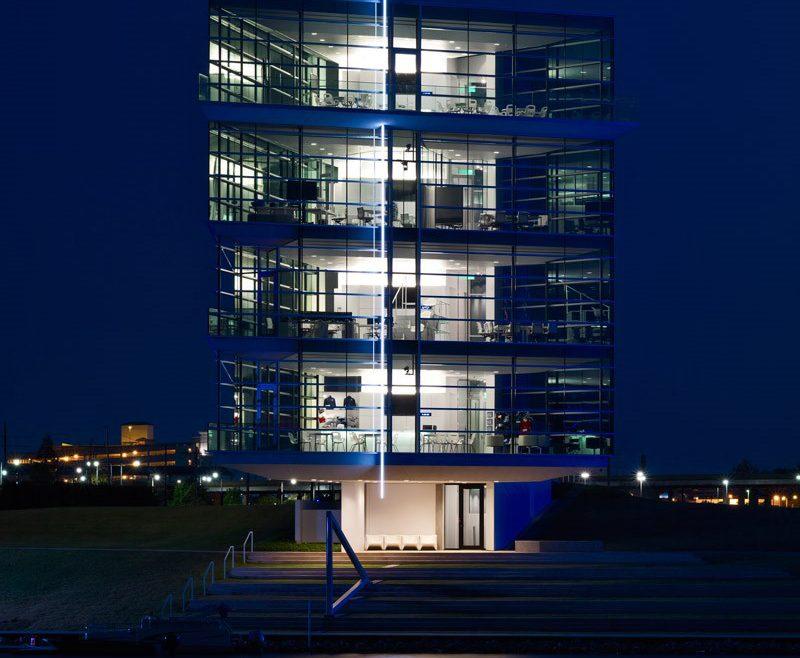 Chesapeake Finish Line Tower | Osborne Electric