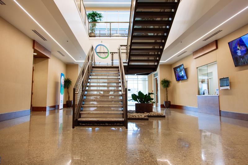 Cox Corporate Headquarters   Commercial Electrical Work   Osborne Electric